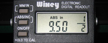 Wixey Com Saw Fence Digital Readout
